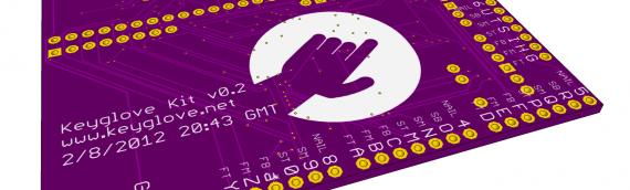 Keyglove Kit Initial Development